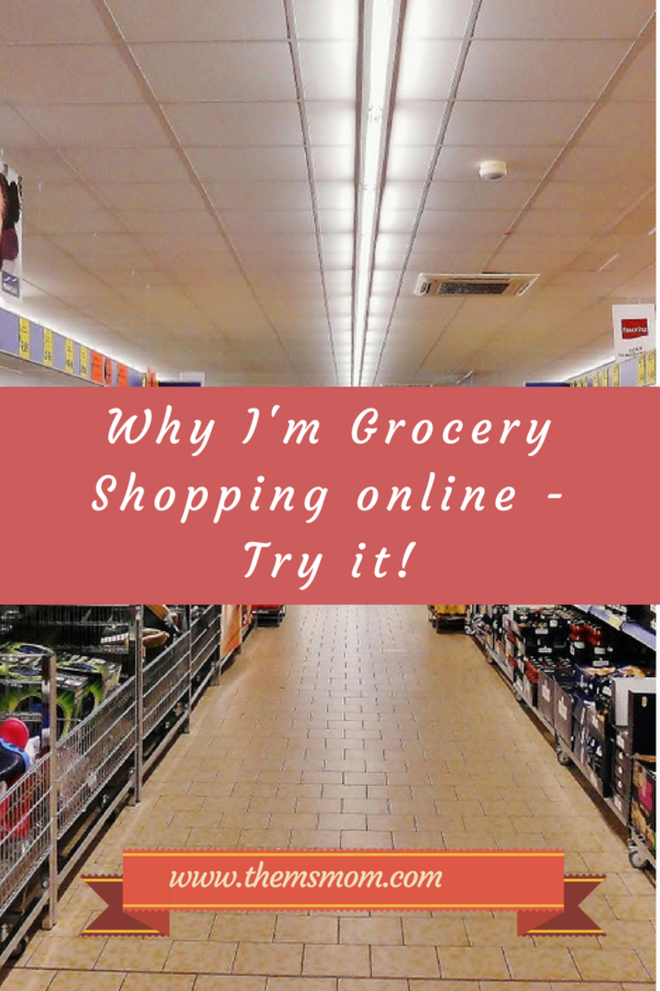 Why I'm Grocery Shopping Online – Try It!